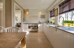 L'aménagement de la cuisine est stratégique en Feng Shui