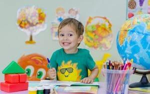 Aménagez un bureau à l'image des besoins de votre enfant
