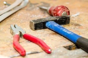 Avant de jeter ces appareils, pensez aux réparations possibles