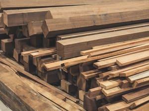 La benne à bois n'accepte pas tous les déchets bois