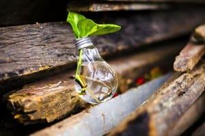 Le bois recyclé permet de fabriquer de la chaleur