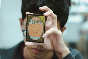 Toutes les cartes Magic n'ont pas la même valeur