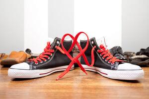 Certains modèles de chaussures sont très recherchés par les collectionneurs