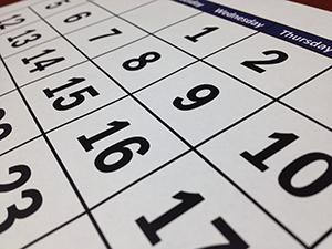 Choisissez bien la date du débarras