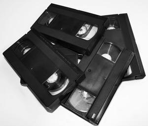 Pour la collection ou la décoration, vos VHS peuvent trouver acquéreur