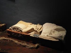 Les collectionneurs recherchent souvent des tissus anciens