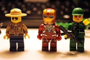 Ne jetez pas vos Lego, certains peuvent rapporter gros
