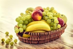 La corbeille à fruits fait toujours sensation dans la cuisine