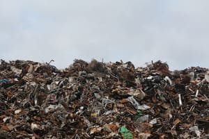 Nos décharges regorgent de déchets non recyclables