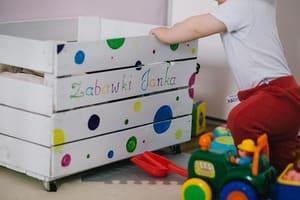 Votre enfant peut participer au tri des jouets