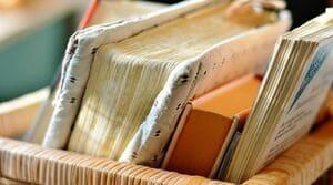 Ne jetez jamais les livres, mais faites-les circuler