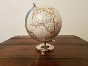 Un globe peut aussi rapporter plus parce qu'il est tout simplement joli
