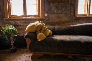 N'emportez pas les meubles en mauvais état avec vous