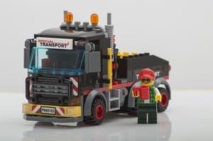 Bien évidemment, les Lego en parfait état se vendent mieux