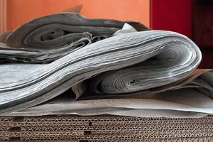 Le papier peut vous aider à protéger les objets fragiles