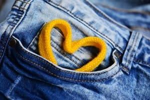 N'oubliez pas les bonnes habitudes en triant vos vêtements