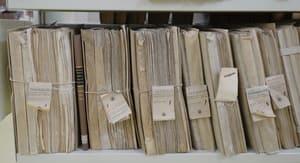 Si vous ne savez pas quoi faire de toutes vos archives, nous pouvons vous aider