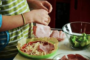 Pizzas, gratins, faites vous plaisir en cuisinant vos plats