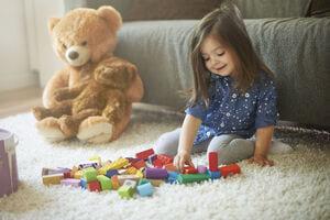Ranger les jouets des enfants simplement, c'est possible