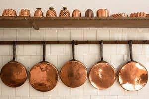 Conseils pour redonner leur splendeur aux objets en cuivre