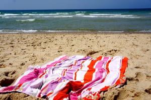 Remplacez les serviettes classiques par les robes de plage