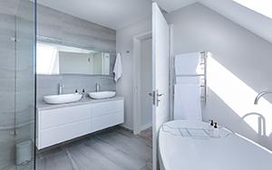 Une salle de bain dans les combles, c'est possible