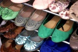 Un simple tri dans vos chaussures peut aussi vous aider à optimiser le coût du déménagement