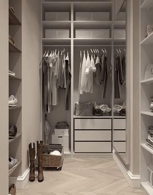 Vêtements, vaisselle - ne gardez que le strict nécessaire
