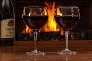 Le vin peut vous étonner - il faut parfois très cher